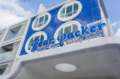 Hostellit - BearPacker Patong Hostel