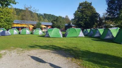 Hostellit - ESN Oktoberfest campsite