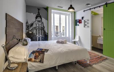 Hostellit - Safestay Madrid