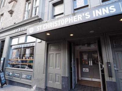 Hostellit - St Christopher's Inn, Edinburgh