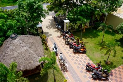 Hostellit - Mad Monkey Hostel Kampot