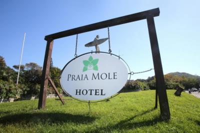 Hostellit - Praia Mole Hostel