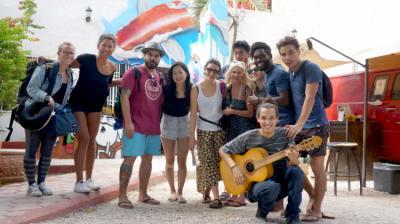 Hostellit - Fiesta Party Hostel Cancun