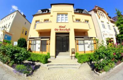 Hostellit - Die Botschaft Hostel