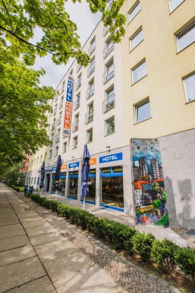 Hostellit - A&O Berlin Hauptbahnhof Hostel