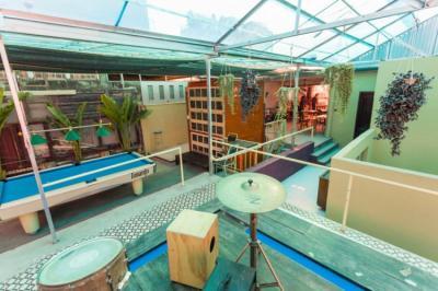 Hostellit - Wanderlust Inn Hostel