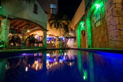 Hostellit - Mezcal Hostel
