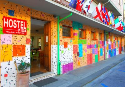 Hostellit - Hostel Pisa