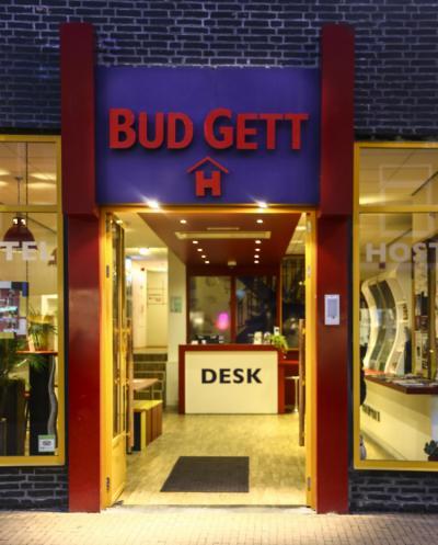 Hostellit - Bud Gett Hostels