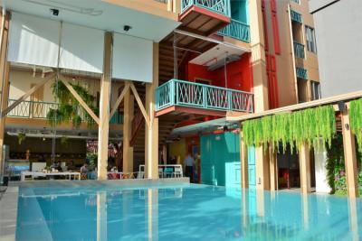 Hostellit - Hostel Lub D Siem Reap