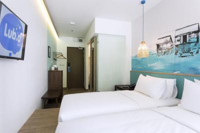 Hostellit - Lub D Siem Reap