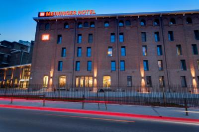 Hostellit - MEININGER Hotels Bruxelles City Center
