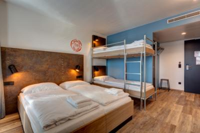 Hostellit - MEININGER Hostel Berlin Tiergarten