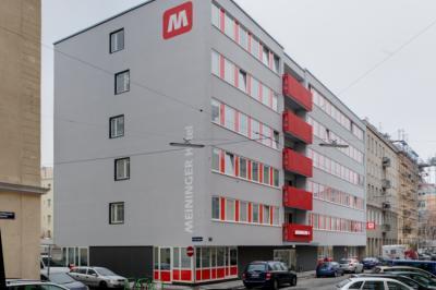 Hostellit - MEININGER Hostel Vienna Downtown Sissi