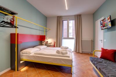 Hostellit - MEININGER Hostel Milano Garibaldi