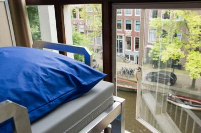 Hostellit - Hostel Stayokay Amsterdam  Stadsdoelen