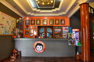 Hostellit - Mad Monkey Hostel Phnom Penh