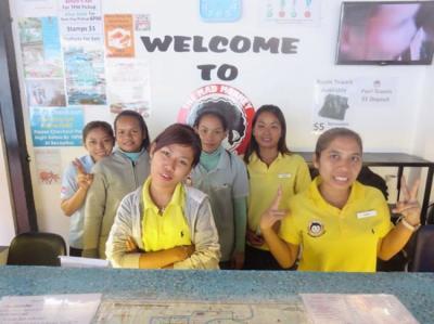 Hostellit - Mad Monkey Hostel Siem Reap
