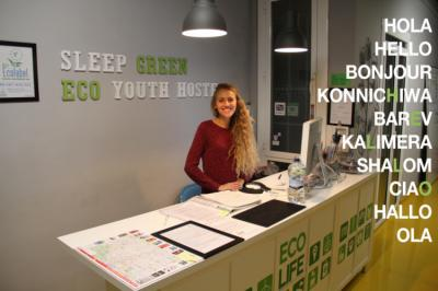Hostellit - Sleep Green - Certified Eco Youth Hostel