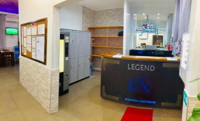 Hostellit - Legend R.G. Hostel