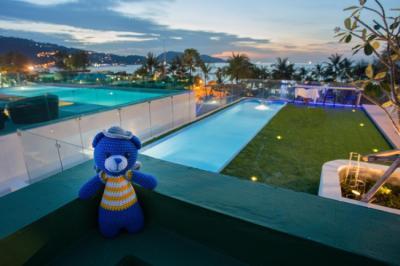 Hostellit - BearPacker Patong Hostel