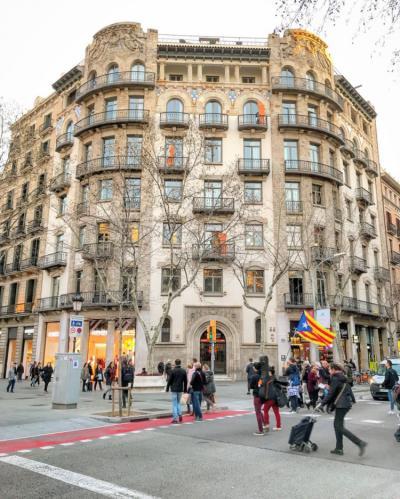 Hostellit - Hostel Safestay Barcelona Passeig de Gràcia