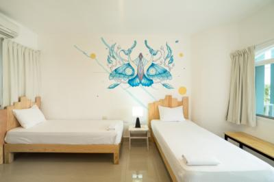 Hostellit - Selina Palermo