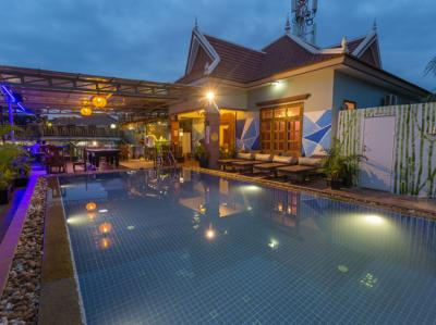 Hostellit - HI Siem Reap Deluxe Hostel