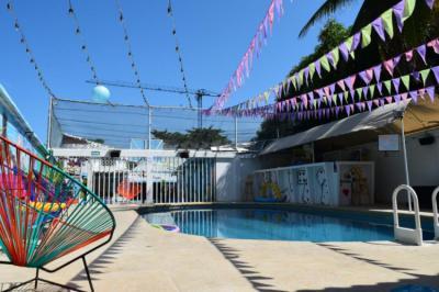 Hostellit - Wonderland Party Hostel