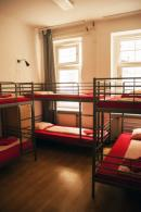 6-bed Mixed dormitory with Bunk Beds